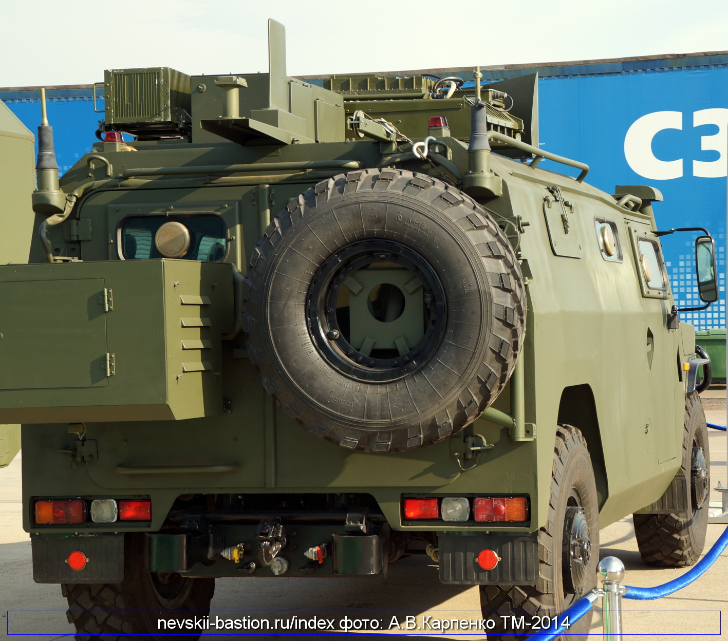 Russian Military Photos and Videos #2 - Page 5 TIGR_ZRK_08